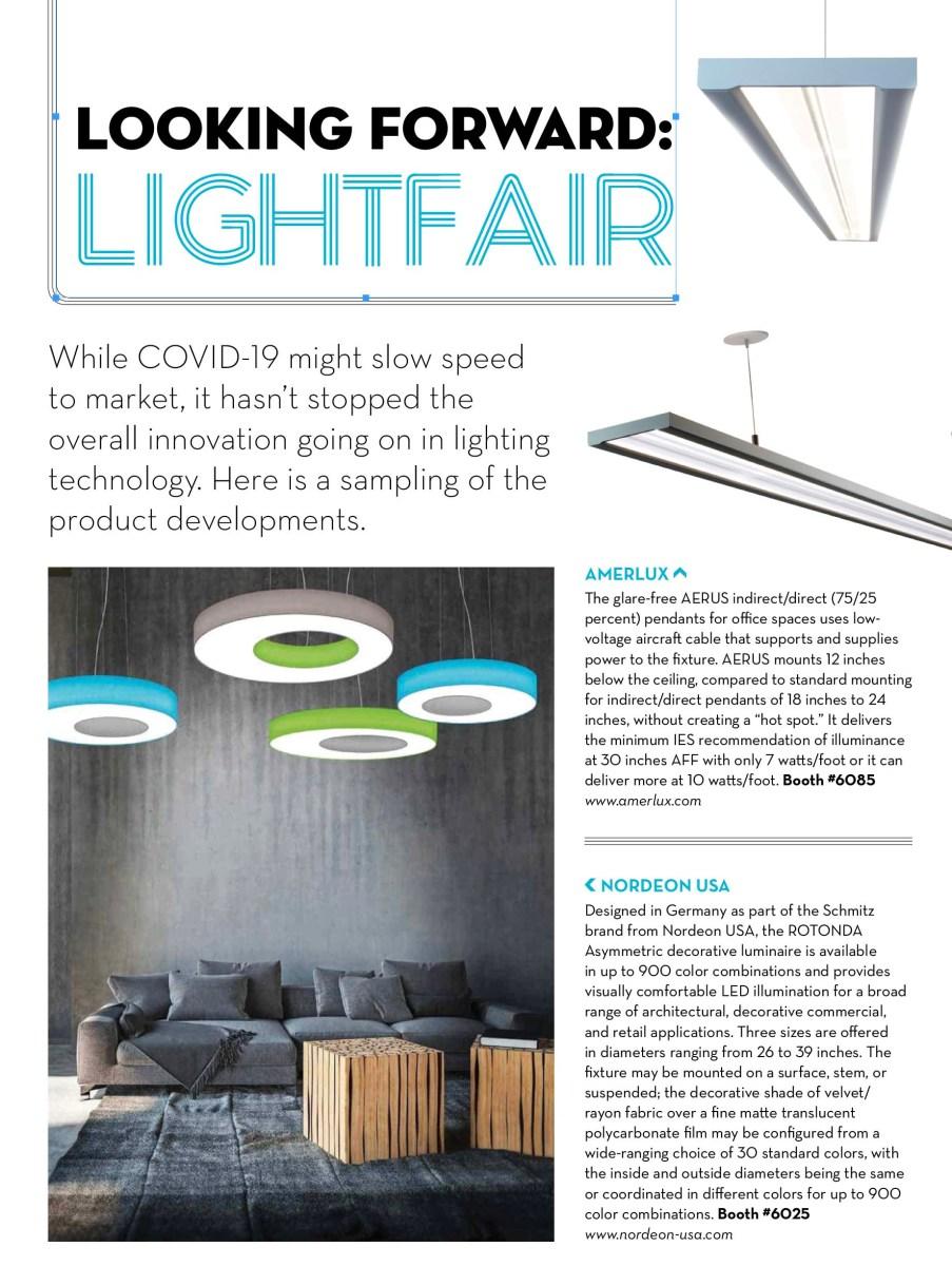 Light Fair Spring 2020