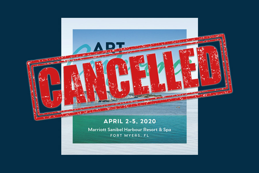 ART Conference 2020 Cancelled