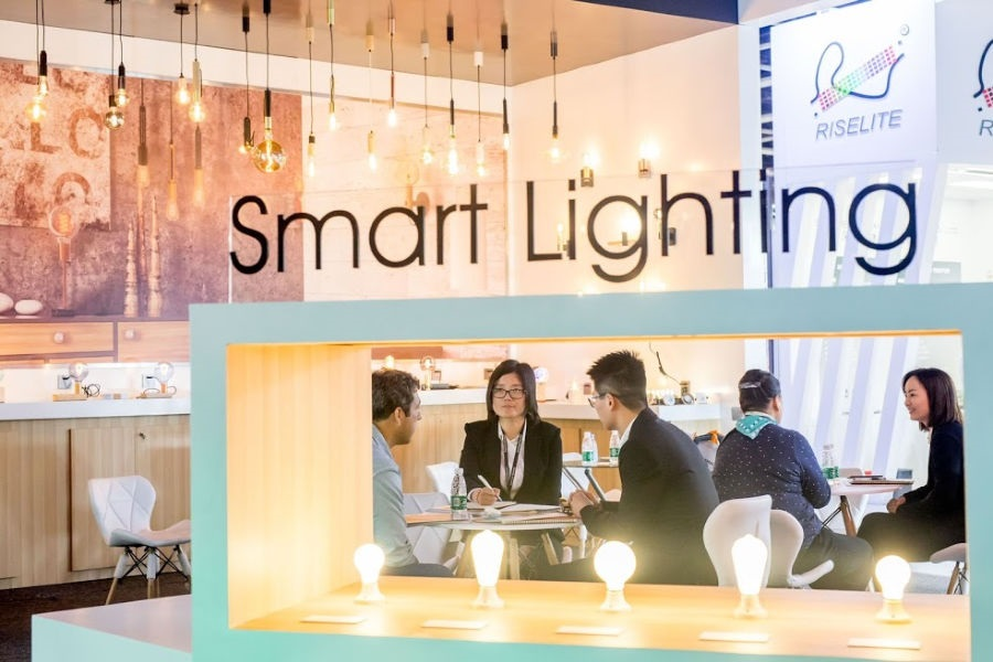 Hong Kong Int'l Lighting Fair Offers Travel Incentive to New Buyers for July Sourcing Event