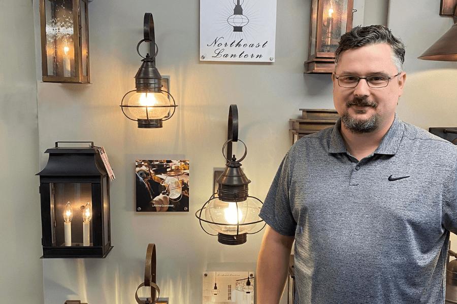 Northeast Lantern Expands Custom Capabilities, Hires Design Team Leader