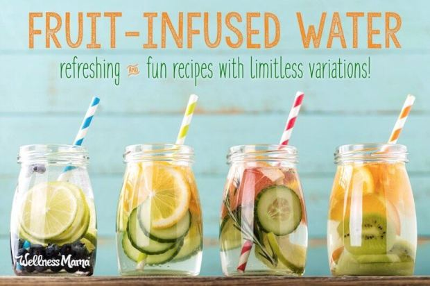 10 Refreshing Infused Water Recipes With Fruit & Herbs!