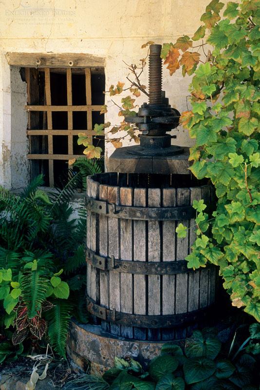 Photo: Historic Lombardo Homestead (c. 1872) Boeger Winery, near Placerville, El DoradoCounty, Calif