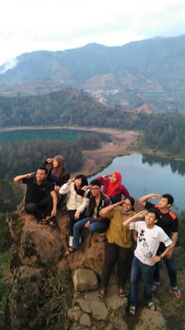 Bukit Pandang, Dieng