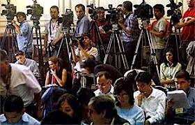 Periodistas Peruanos
