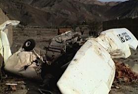 Accidente aéreo