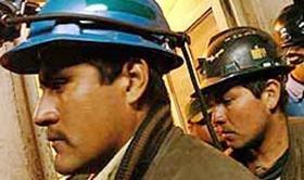 Mineros Perú