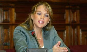 El día en que Luciana León fue la quinta política más sexy del mundo