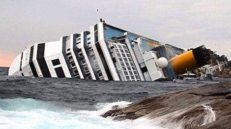Crucero Concordia