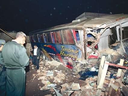 Bus cae a un abismo y mueren 25 personas en Otuzco (Referencial)