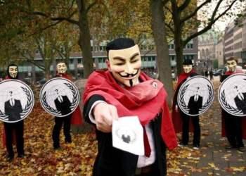Anonymous sigue en la lucha