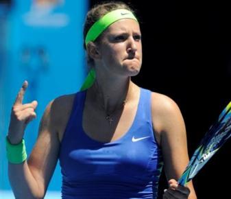 Azarenka disputará en Australia su primera final de un Grand Slam
