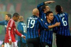 El clásico de la ciudad de Milán fue para el Inter