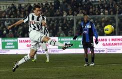 Juventus en la cima de la Serie A de Italia