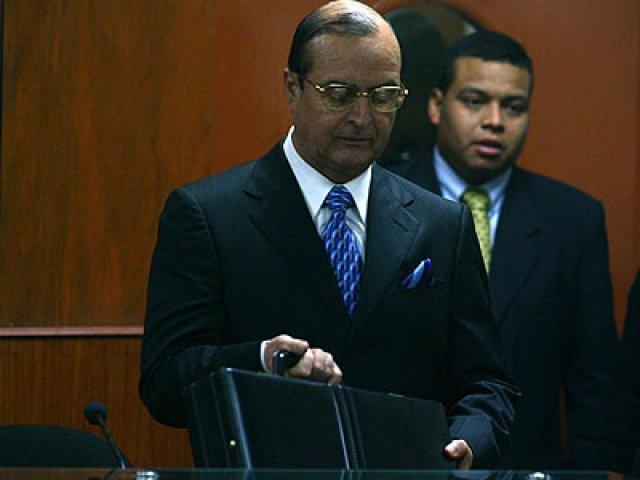 El asesor Vladimiro Montesinos espera intervención quirúrgica