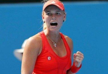 La 1 del tenis femenino confirma su favoritismo en Australia