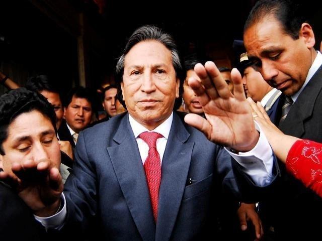 """Alejandro Toledo: """"No van a intimidarme, ni minar mi candidatura"""""""