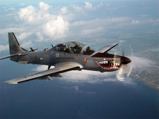 Aviones Super Tucano