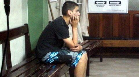 Pizarro permanece detenido