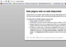 El sitio www.cia.gov no disponible