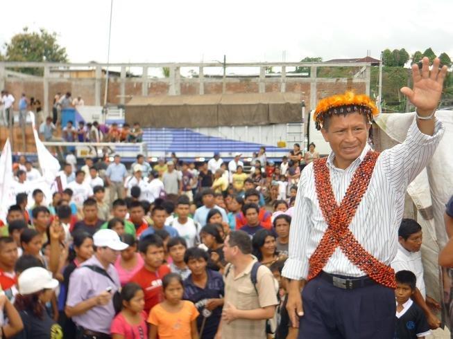 Congresista Eduardo Nayap