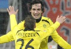 Borussia Dortmund  es líder solitario de la Bundesliga