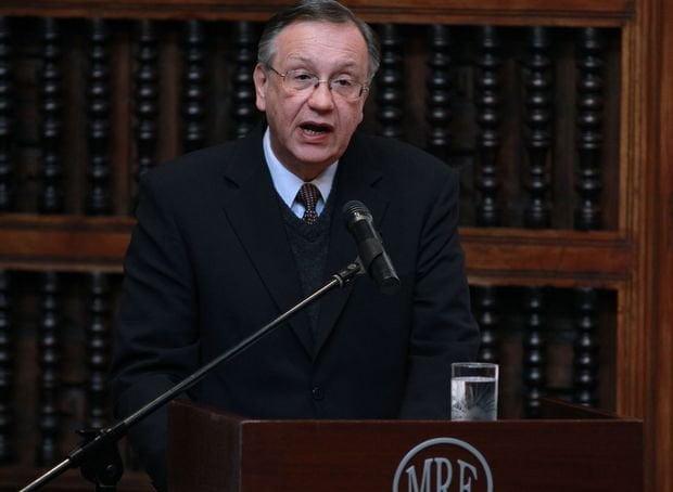 Embajador José Antonio Meier