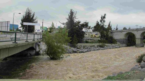 Lluvias en Camaná Arequipa (El Comercio)