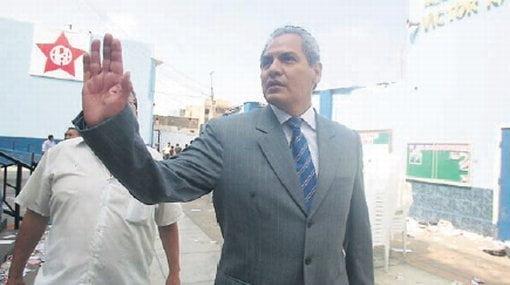 Aprista Omar Quesada