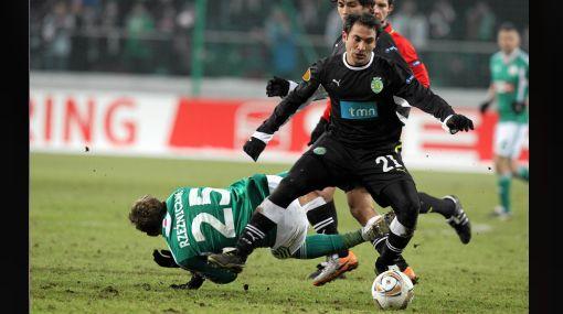 Importante empate del Sporting de Lisboa jugando en Polonia