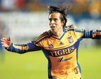 Tigres lidera el campeonato mexicano de fútbol junto al Santos