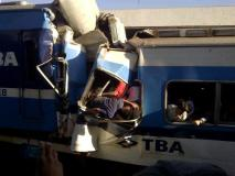 Tragedia en estacion ferroviaria de Once Argentina
