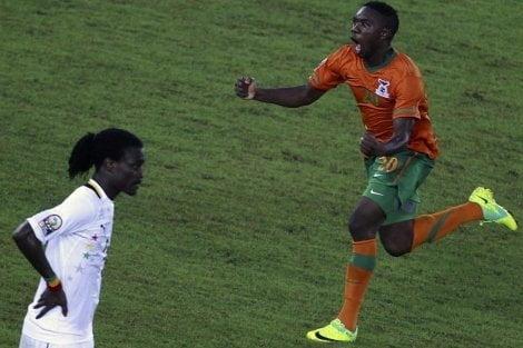 Zambia irá en busca de su primera corona africana de fútbol