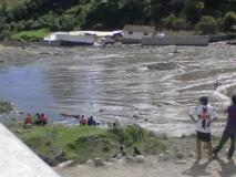 Desastre natural en Abancay