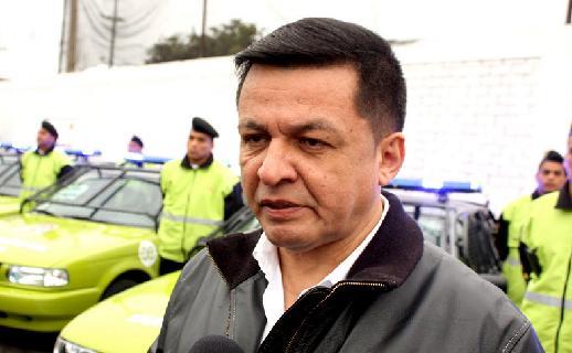 Alcalde Juan Sotomayor