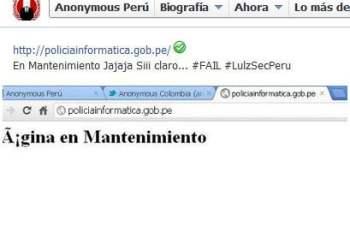 Anonymous en Facebook