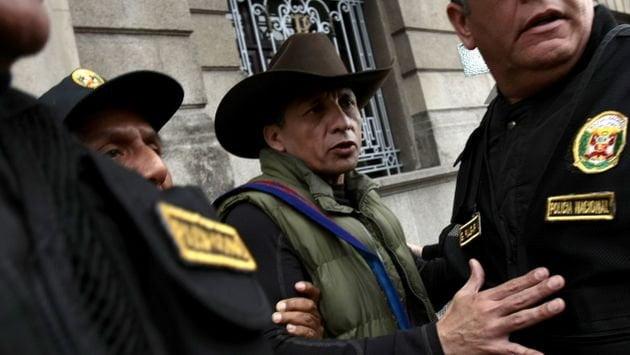 [AUDIO] Antauro Humala quiere postular el 2016 y evalúa polémica ley