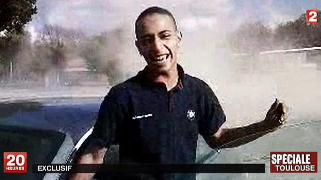 Mohamed Merah, el asesino de Toulouse, fue liquidado por la policía