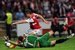 Sporting Braga se convirtió en líder del fútbol portugués