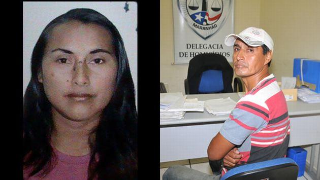 Esposo está detenido porque es considerado sospechoso. (Pro y Contra de Iquitos / Jornal Pequeño)
