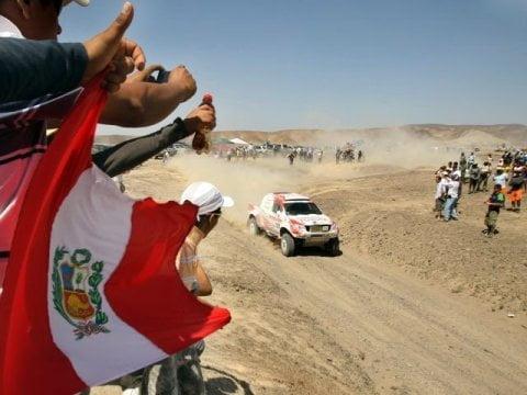 Perú dará inicio al Rally Dakar 2013