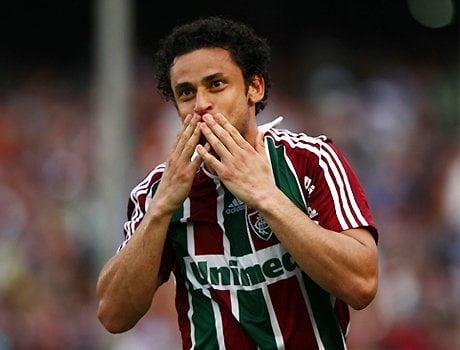 Fred celebra el triunfo de Fluminense, Boca Juniors pierde invicto luego de 36 encuentros
