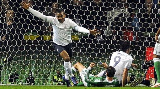 La selección francesa de fútbol sumó su encuentro 18 de manera invicta