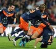 Montpellier es puntero gracias al gol de Giroud