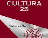 Portada de la revista Cultura 25
