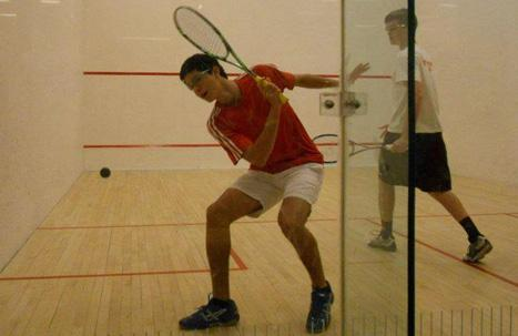 Diego Elías lidera el Ranking Nacional de Squash