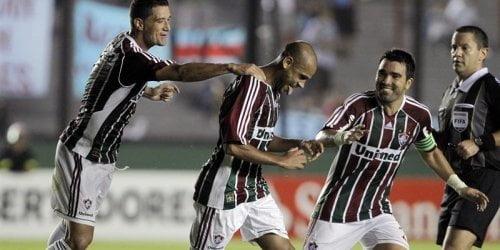 Fluminense clasicó como el mejor de los primeros para octavos de final