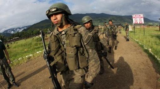 Grupo de militares (Referencial)