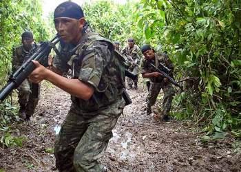 Militares en el Vraem (Referencial)