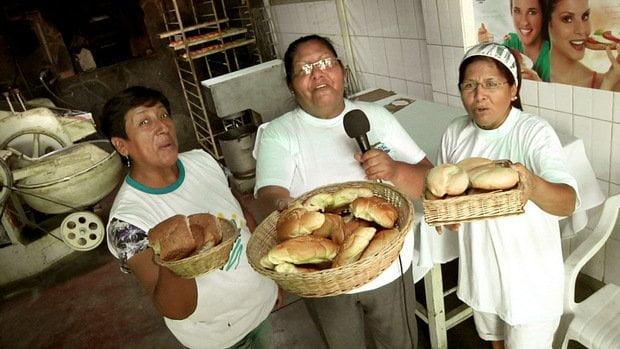 Silvia Cóndor y su pan multicereal