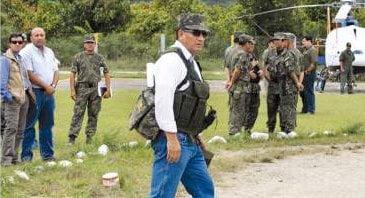 Adrián Villafuerte en Kiteni (La República)